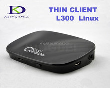 Thin Client fl300 Dual Core 1GHz, 512MB RAM and Flash, Linux 2.6,32 Bit, USB2.0*3, 1080P HDMI, RDP 7.1, VGA