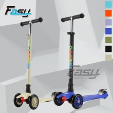 Fasy customized children kids kick scooter for sale