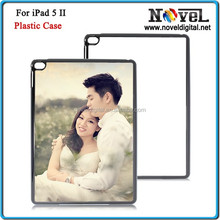 2015 New Sublimation Plastic Back Cover For iPad 5 II
