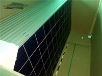 Hanwha 72 cell solar photovoltaic module