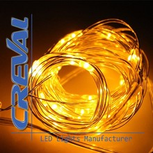 2m fairy led copper wire string lights