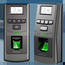 2015 Nordson FR-F6 Network biometric door lock Digital finger lock Biometric fingerprint lock with mechanical key