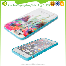 Fashionable New design soft tpu resin phone cases for i phone 6S