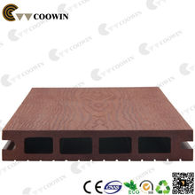 wood polymer composite real wood parquet flooring