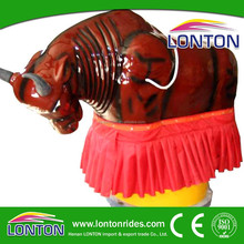 Outdoor interesting game amusement rides mechanical bull rides for sale