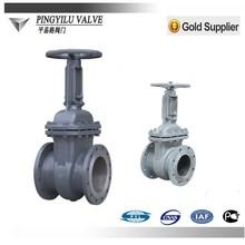 russia standard stem dn150 gate valve a216 wcb