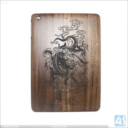 Wholesale bamboo case for ipad 2,3,4 5 with best prices,Bamboo case cover for ipad air,wood case cover for ipad 5