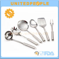 Matted Handle Stainless Steel Names Of Kitchen Utensils