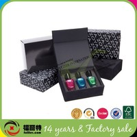hot selling storage box nail polish packaging wholesale