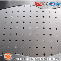 new china supplier perforated metal strips ,perforated metal
