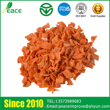 China Manufacturers Vegetable Flake Dried Carrot