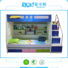 hot sale durable cheap queen size bunk beds for sale 8202