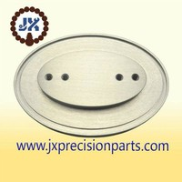 With a seal groove seal cover plate high quality aluminium alloy CNC machine processing precision custom parts