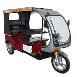 electric scooter/ three wheeler rickshaw/three wheel motorcycle