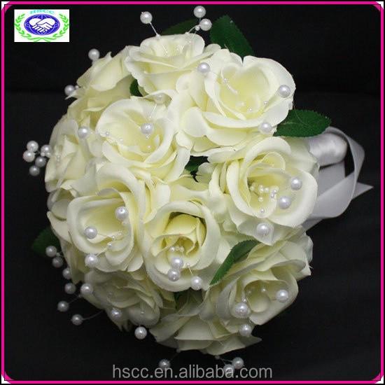 Wholesale Rose Bouquet Silk Flowers Wedding Bouquets Buy Wedding
