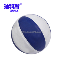 Blue Colored Rubber Basketball Manufacturers/Indoor Rubber Basketball