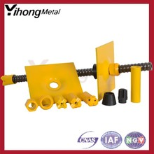 YH T30 High Quality self drilling hollow injection soil nailing for tunnel