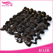 2012 Sells Best Top Malaysian Remy Human Milky Way Hair Wholesalers