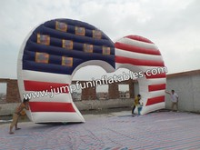 LOGO customized inflatable party/event/exhibition/advertising arch