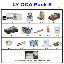 LY 900 All in one OCA laminator 12 inch,screen separate pack OCA solution S for all mobiles screen repair