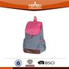 softback style solar panel backpack for girl