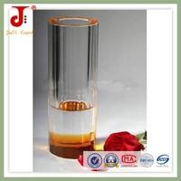 New Design Round Glass Vase Flower For New Year's Decoration