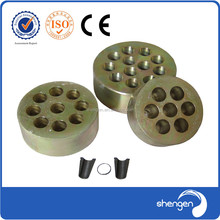 best brand Factory supply 3 parts building zinc plated wedge anchors