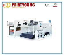 TYM-1020H Fully automatic industrial die cutting machine with hot stamping