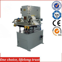 TJ-23D power and pneumatic generated hot stamping / embossing / printing machine