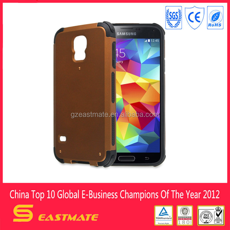 Cellphone armor case accessories for samsung s5