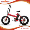 "500W hub motor 20"" electric off road bike And foldable e bike for sale"