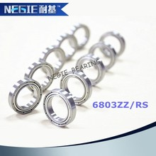 The best bearings brands bearing 6803 RS ZZ produced in China Cixi