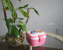 food container handle airtight container for children