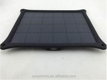 Outdoor Portable Solar Panel USB 5W Solar Charger for Traveling Hiking