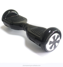China high quality two wheel scooter self balancing hands free scooter