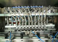 Volumetric Liquid Filing Machine