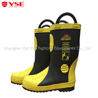 Firefighter safety shoes