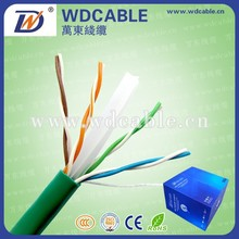Speacker Cable manufacturer 23awg cat6 screen cable free tube cats