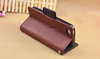 Flip PU Leather mobile phone housings Cases Cover holder for iPhone 4 4S