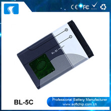 3.7v 800mAh low price mobile Phone Battery For Nokia BL-5C battery