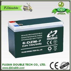 Newest hot selling exide battery 12v 7ah best deep cycle battery price