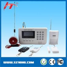 Wireless Home Security Safe House Alarm System GSM+PSTN dual network