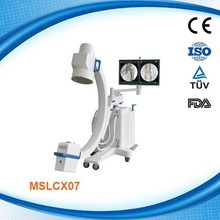 Medical diagnostic 40kHz digital c-arm x-ray machine suppliers MSLCX05-C