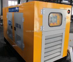 High Quality 20kw-120kw Diesel Generator With Cummins/Deutz/Ricardo Engine
