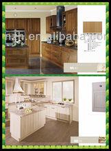 PVC MDF doors kitchen cabinet,bathroom cabinet