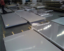 201/410/430 cold rolled stainless steel sheet manufacturer pvc ss sheet 1219*2438mm width