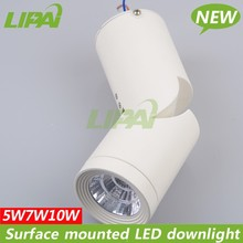 New design LED downlight 5W7W9W surface mounted ceiling light 4000K 5500K