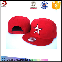cheap custom no minimum wholesale snapback hats red mens snapback