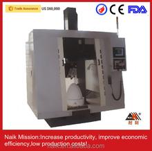 China famous brand NAIK 5 axis cnc machine price