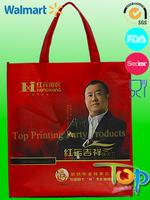 Fashion non-woven environmental protection shopping bags